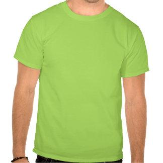 Mai le cours soit avec vous golf drôle t-shirt