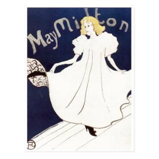 Mai Milton Henri 1895 De Toulouse-Lautrec