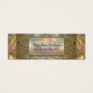 Maigre professionnel élégant de Delancey Astor Mini Carte De Visite