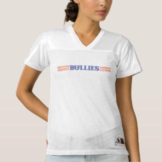 Maillot De Foot Pour Femmes Chemise du Jersey de la Maison Blanche de QCBA