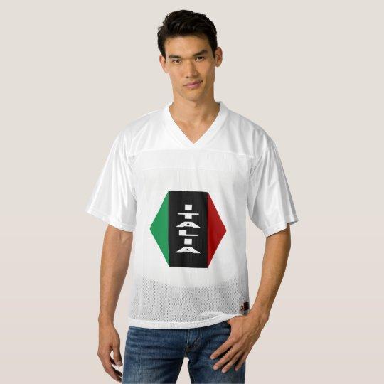 Maillot de football Augusta blanc ITALIA