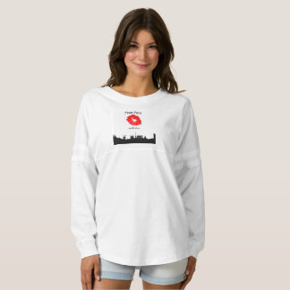 Maillot Spirit From Paris with Love Sweatshirt