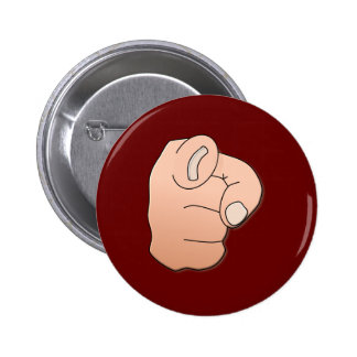 Main index main pointeur doigt badge