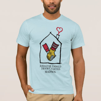 Mains de Ronald McDonald T-shirt