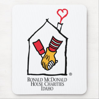 Mains de Ronald McDonald Tapis De Souris