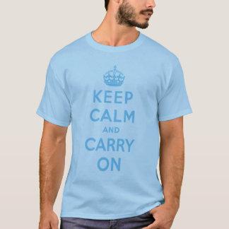 Maintenez calme et continuez le T-shirt