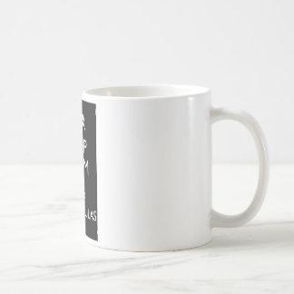 Maintenez calme et gardez les tarentules mug