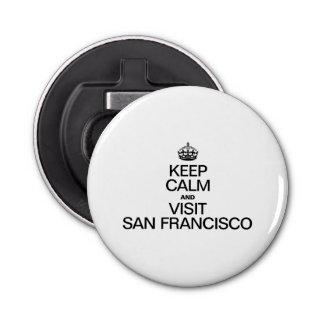 MAINTENEZ CALME ET VISITE SAN FRANCISCO
