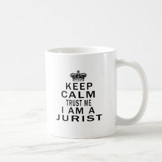 Maintenez calme pour me faire confiance que je mug