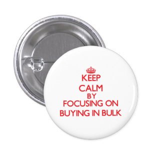 Maintenez le calme en se concentrant sur acheter pin's
