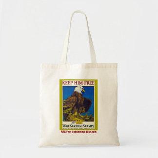 Maintenez-le libre sacs en toile
