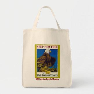 Maintenez-le libre sacs fourre-tout