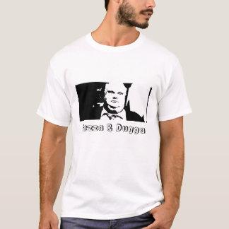 Maire de tabagisme Rob Ford Hezza de fente de T-shirt