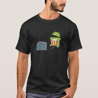 Maïs éclaté androïde t-shirt