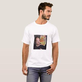 Maïs éclaté brûlé t-shirt