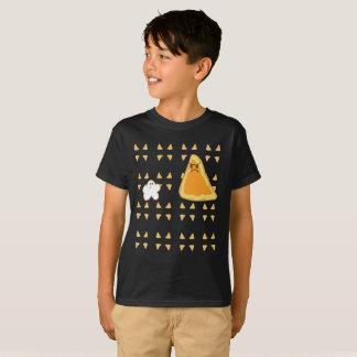 Maïs éclaté contre le Nacho T-shirt