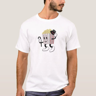 Maïs éclaté t-shirt