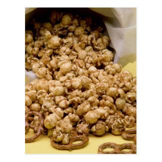 Maïs et bretzels de Carmel Carte Postale