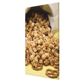 Maïs et bretzels de Carmel Toiles