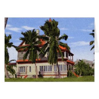 Maison Cayo Hueso Poin le plus le plus au sud de K Cartes De Vœux