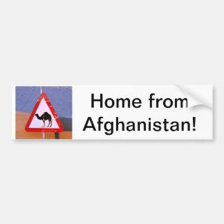 Maison d'Afghanistan Autocollant Pour Voiture