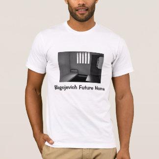 Maison d'avenir de Blagojevich T-shirt