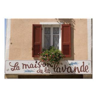Maison de la Lavande, Place du Couwert, Photo D'art