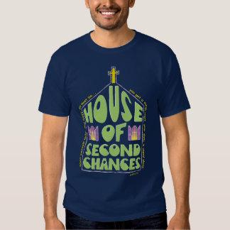 maison des secondes chance t-shirts