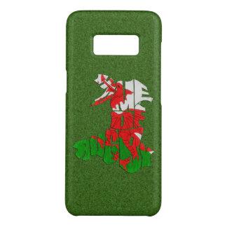 Maison du Pays de Galles de cas mobile de rugby Coque Case-Mate Samsung Galaxy S8
