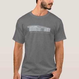 Maisons d'Eichler de montagnes de San Mateo T-shirt