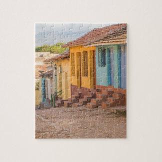 Maisons résidentielles, Trinidad, Cuba Puzzle