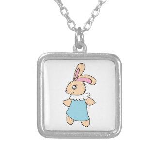 Maisy le lapin collier personnalisé