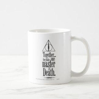 Maître de la mort mug