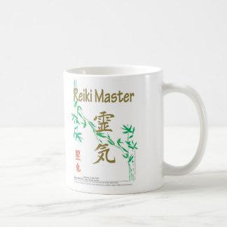Maître de Reiki Mug