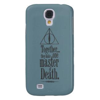 Maître du charme | de Harry Potter de la mort Coque Galaxy S4