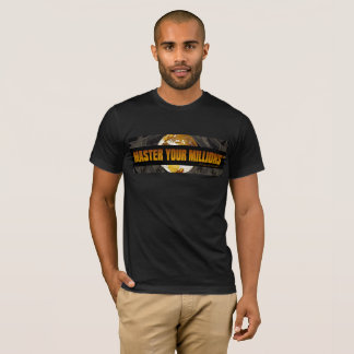 MAÎTRISEZ l'Américain de base T de VOS hommes des T-shirt