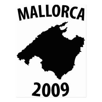 Majorque 2009 cartes postales