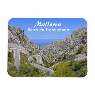 Majorque Serra de Tramuntana Souvenir Magnet Flexible