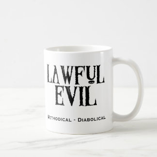 """""""Mal légal """" Mug"""