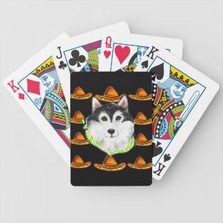 Malamute d'Alaska de CINCO De MAYO Jeu De Poker