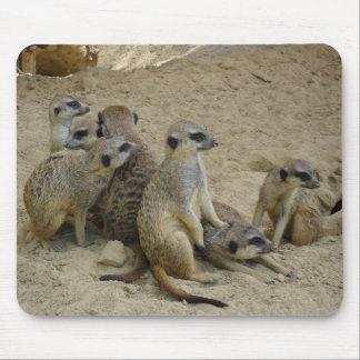 Mâle de terre Mousepad Tapis De Souris