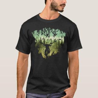 Mâle Patronus du charme | de Harry Potter T-shirt