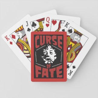 Malédiction de film de destin jeux de cartes