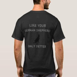 Malinois meilleur que votre berger t-shirt