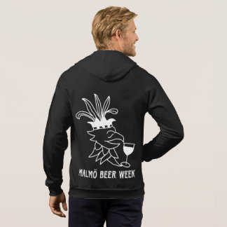 Malmö Beer Week hoodie Veste À Capuche