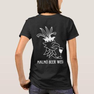 Malmö Beer Week t-shirt dam