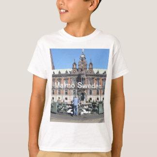 Malmö Suède - ville hôtel T-shirts