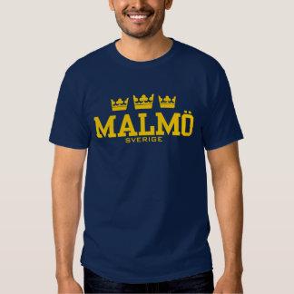Malmö Sverige T-shirt