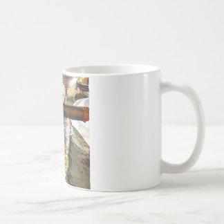 Malt simple écossais et un cigare mug
