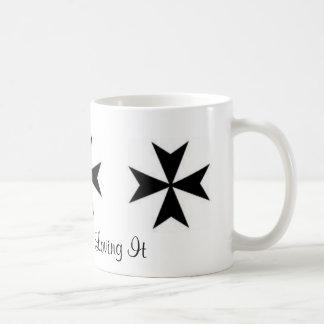 Maltais et l'aimant tasse